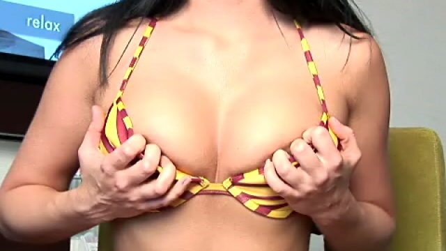 Hottie Brunette Youngster Josie Taking Part In Along With Her Divine Winnebagos For You