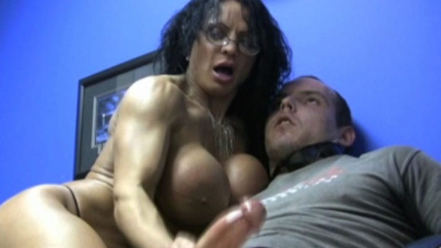 Wunder Girl Heads Bare-breasted For #1 Devotee