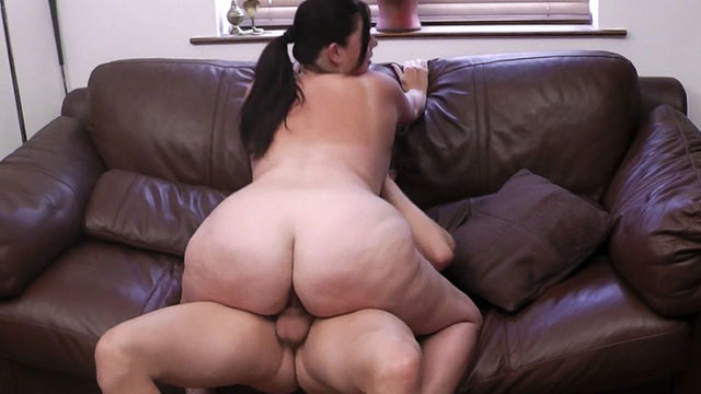 Useless Bbw Sweetie Picked Up And Pulverized