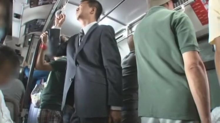Naughty Asian Woman Chie Maeda In Finest Bus, Rear End Fashion Jav Sequence