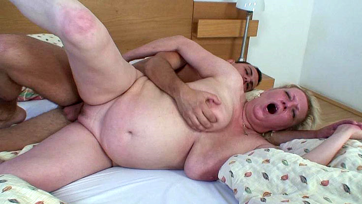 Raw Grannie Twat Penetrated Stiff