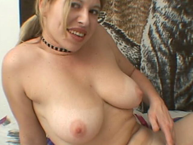 Enormous Titted Platinum-blonde Nymph In Ponytails Ideal Angel Undresses Microskirt And Flashes Her Figure
