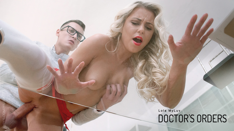 Lola Myluv In Medic's Orders – Officeobsession