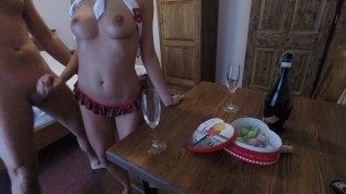 Horny Valentine`s Day With Claudiaclass