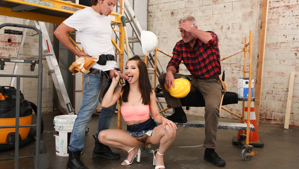 My Wifey's Daughter-in-law's An Exhibitionist! – Spencer Bradley
