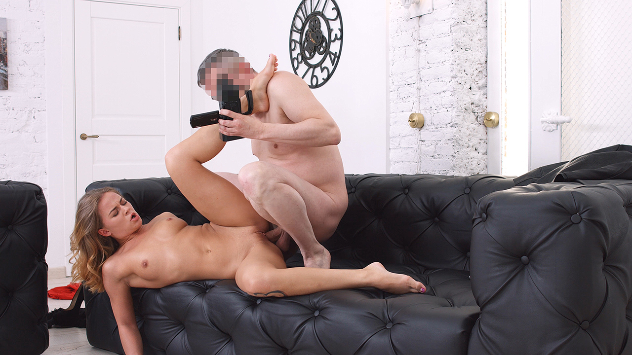 Puffy Pornography Audition Unexperienced