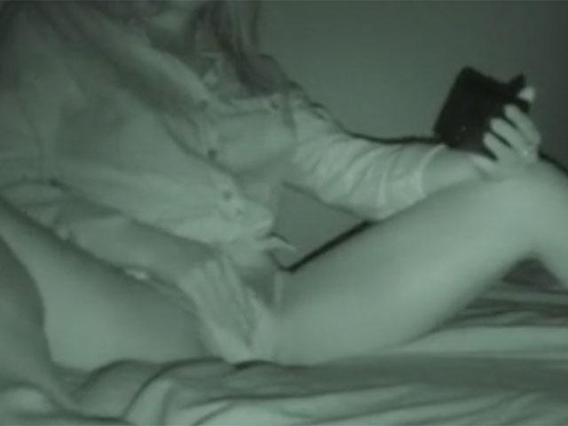 Female Draining Eyeing Pornography Flicks
