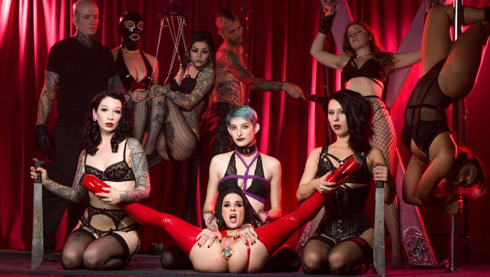 Joanna Angel Group Sex – As Above So Beneath Phase 1