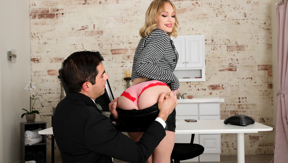 Place Of Work Ass-istants – Daisy Stone & Jon Rogue