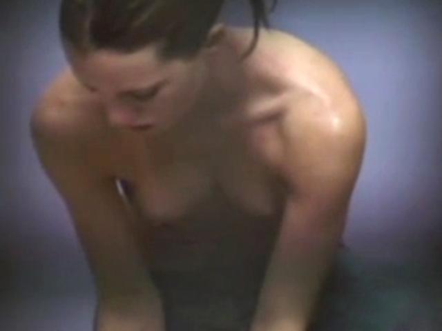 Hidden Digicam Catches A Nude Female In Locker Apartment