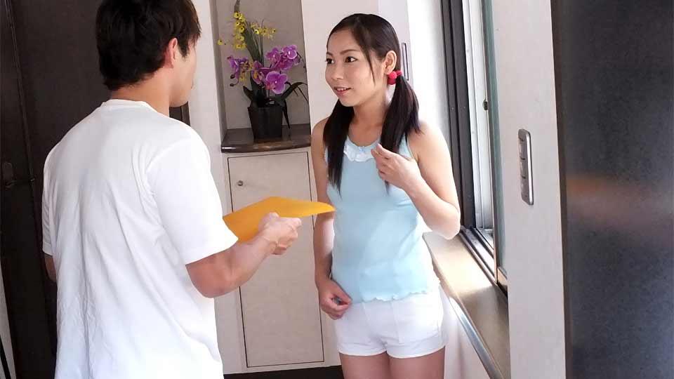 House On My Own Lulu Kinouchi Is Smashed Ample Time