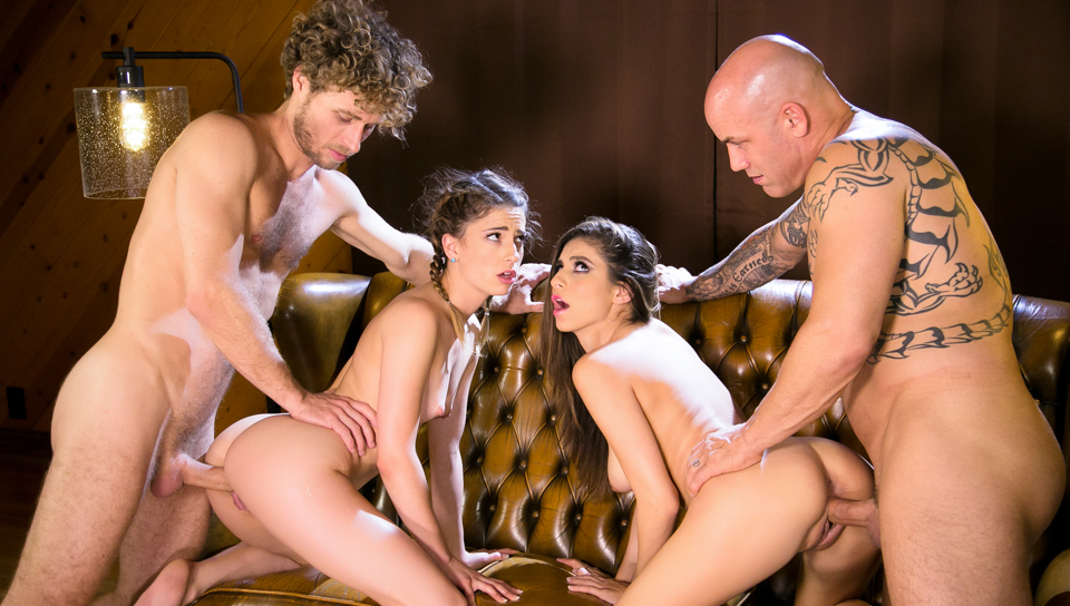 Oblique Sexual Intercourse
