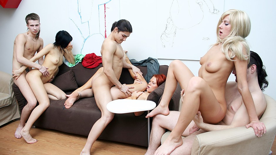 See School Romp Vid With A Super Hot Sloppy Dark Haired